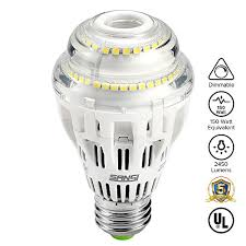 15w 150 125 watt equivalent a19 dimmable led light bulb 2000