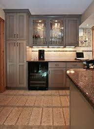 what color cabinets go with black appliances kitchen trend colors showroom two reviews with luxury wood towels