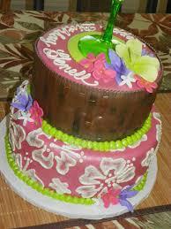 margarita birthday plumeria cake studio margarita hawaiian cake