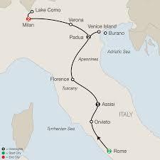 Milan Italy Map Rome Assisi U0026 Milan Tour Globus Italy Tours