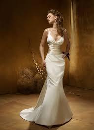 silk wedding dress silk wedding dresses ideal weddings