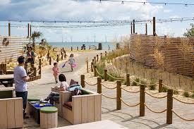 seashore caravan park official site