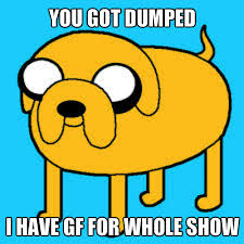 Meme Adventure Time - adventure time with finn and jake images jake meme wallpaper and