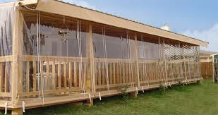 clear vinyl plastic curtain enclosures for porch patio intended