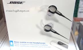 black friday bose headphones costco sale bose in ear headphones 79 99 frugal hotspot
