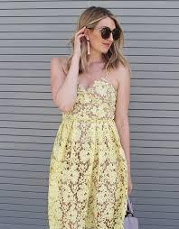 yellow lace dress u2026 wear u0026 when