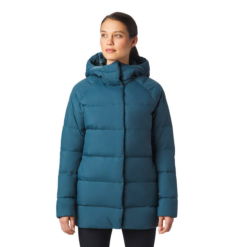 Mountain Hardwear Glacial Storm Parka Icelandic Small OL7801324-S