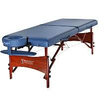 Massage Table Heating Pad by Ironman Ventura Massage Table With Heating Pad And Carry Bag