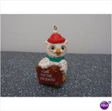 vintage hallmark christmas ornament the ornament by raeoflight