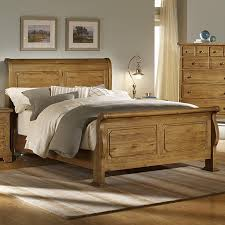 Oak Sleigh Bed 14 Best Sleigh Bed Images On Pinterest Sleigh Beds Master