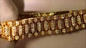 rolex bracelet diamonds images Gold diamond rolex bracelet jpg