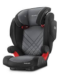 si e auto 2 3 isofix overview recaro child safety