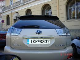 lexus rx400h blue lexus rx400h in corfu town greece only saw 3 lexus on my h u2026 flickr