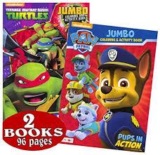 nick jr favorites paw patrol u0026 teenage mutant ninja turtles