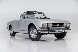 peugeot 504 coupe pininfarina peugeot 504 2 0 cabrio fuel injected u201cpininfarina u201d classic