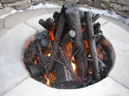 fire pit inspirative outdoor gas logs for a fire pit design