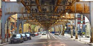 what side does a st go on north side main line cta wikipedia
