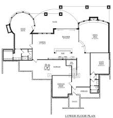Home Floor Plans With Basement House Plan 161 1044 Luxury Home In Craftsman Shingle Style Tpc