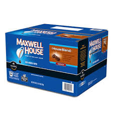 Blend K Cups Maxwell House Blend Coffee 84 K Cups Sam S Club