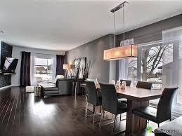 idee deco cuisine ouverte sur salon id e d co salon salle manger moderne idee deco a cuisine newsindo co