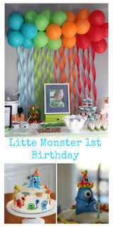 hunter u0027s first birthday couldn u0027t have gone any better the baby