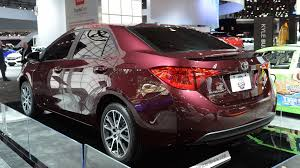 2017 toyota corolla marks 50th birthday with special edition