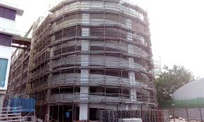 uniscaffold pte ltd hdb and mom approved metal scaffold supplier