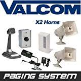 amazon com new valcom business warehouse industrial paging horn