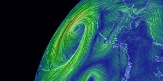 map eath earth a global map of wind weather and conditions