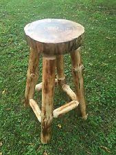 pine bar stools ebay