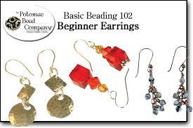 beginner earrings basic beading 102 beginner earrings jewellery earrings