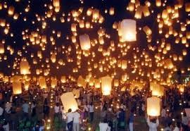 lanterne chinoise mariage comment remplacer un lâcher de ballon à un mariage