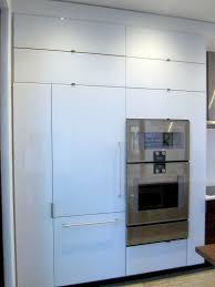 cuisine en verre blanc cuisine en verre blanc excellent cuisine en verre blanc u la
