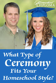 homeschool graduation cap and gown homeschool graduation what type of ceremony fits your