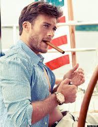 Logan Lerman Vanity Fair Scott Eastwood Clint Eastwood U0027s Son Models For Town U0026 Country