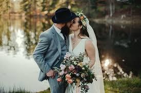 wedding photographers nc macon and luke c kanuga hendersonville nc wedding