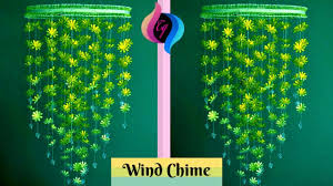 diy wind chime how to make wind chimes out of paper how to