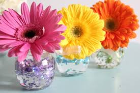 Flowers With Vases Theresa Joy 365 Days Of Pinterest Day 20 Shimmer Flower Vase
