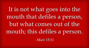 what does defile a biblical definition of defile or defiled