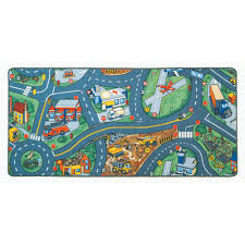 Learning Rugs Learning Carpets Play Carpet Airport Multi Kids Rug Lc 158