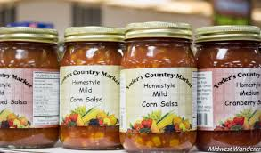 yoder u0027s country market midwest wanderer
