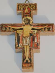san damiano crucifix damiano wall crosses