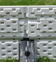 nicerink backyard rink thermoformed plastic boards nicerink