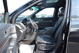 Ford Explorer Interior Dimensions - used 2017 ford explorer limited forest park il currie chevy
