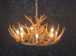 Diy Antler Chandelier How To Make An Antler Chandelier Diy Tutorial Chandelier Top