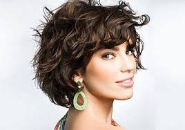 womans short hairstyle for thick brown hair short hairstyles for thick wavy hair tips women hairstyles