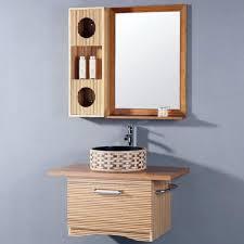 bamboo colour bathroom cabinet u2014 new decoration modern bamboo