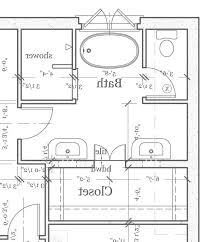 Beautiful Master Baths Floor Plans With Master Bathroom Floor - Master bathroom design plans