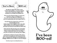 you ve been booed office version print the phantom ghost poem