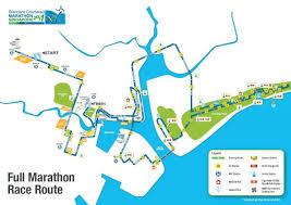 Singapore Map World by Standard Chartered Singapore Marathon Dec 03 2017 World U0027s Marathons